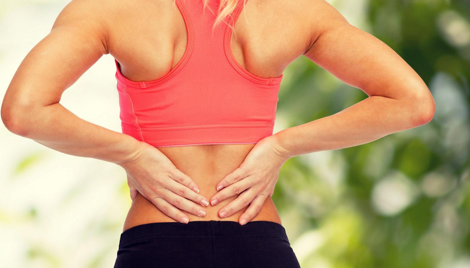Liigeste ja veenide ravi Sorme liigeste arendamine parast kahju