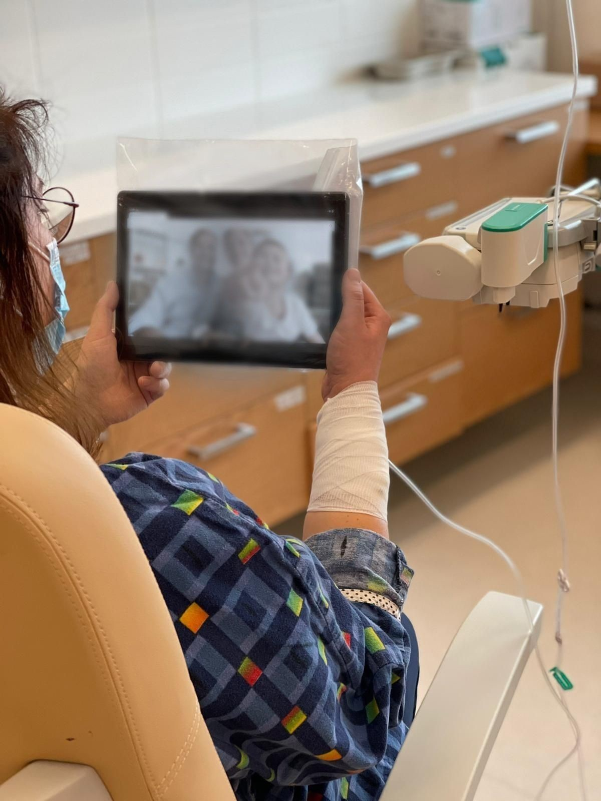Patsientide uhised haigused Miks turse kuunarnuk