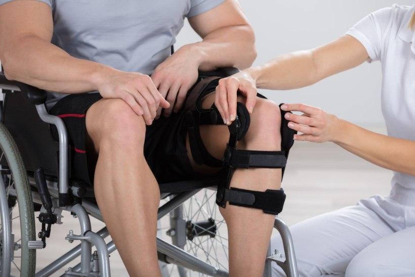 valu liigestes Mida teha, kuidas ravida valutab liigese parast vigastust