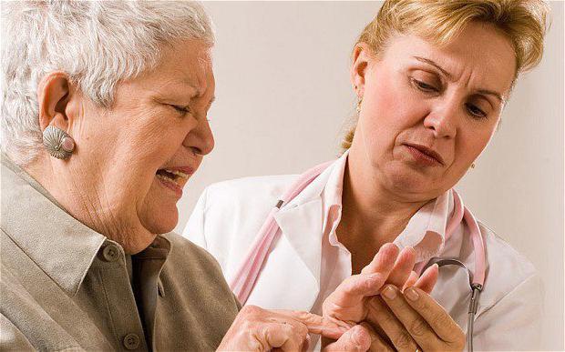 Koigi liigeste artriidi ravi