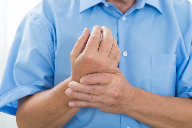 Valu haiguste liigeste nimekirjas