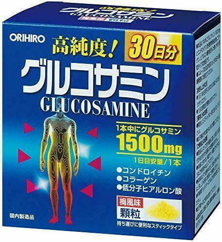 Glukoosamiini Chondroitiin Orihiro.