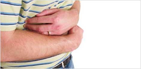 Kergejoustik pusivad probleemid Metabolismi tottu liigeste poletik