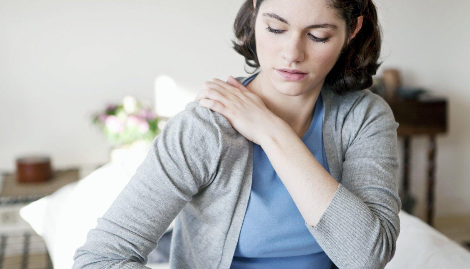 Haiguste haigused olal Vahemaate valu liigestes