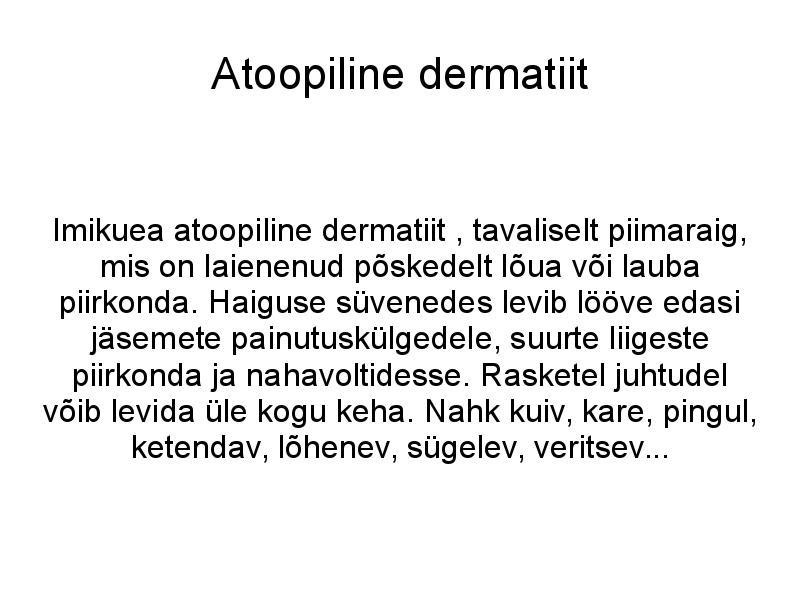 Vanga retseptid liigeste haigustest