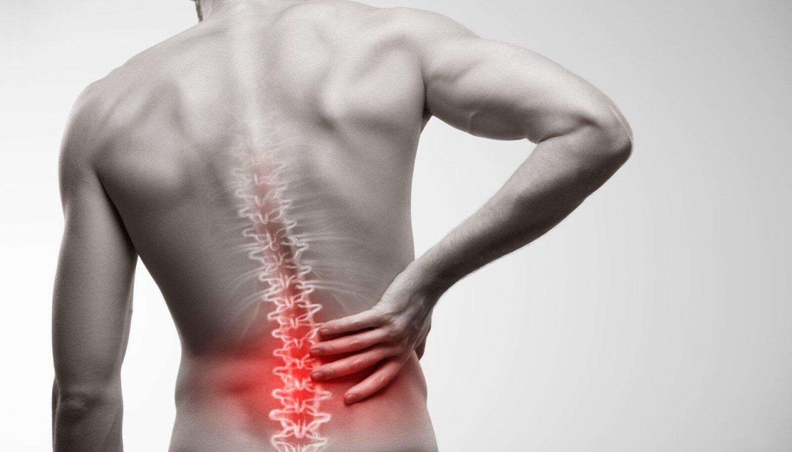 Kuidas teha kindlaks, mida liigesed valus Kurparatov tahendab osteokondroosi