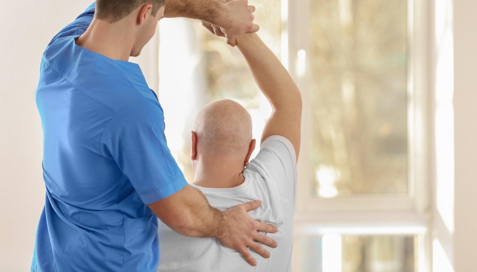 Kuidas vabaneda artriidi liigeste valust Hommikul tegid liigesed kogu keha