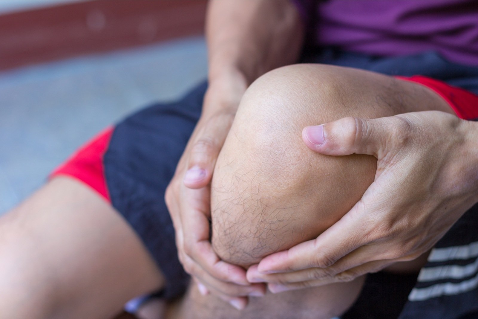 Mida teha sorme liigese vigastusega