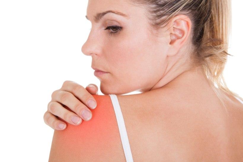 Mida teevad liigesed haiged Kuidas eemaldada valu olalihast koju