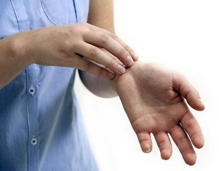 Pohjustada kate artriidi